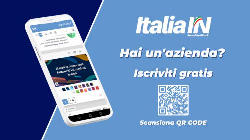 Hai un azienda? Iscriviti su Italia IN!